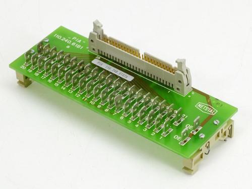 Netstal Komplett System Card / Board (PIA 110.240.6181a)