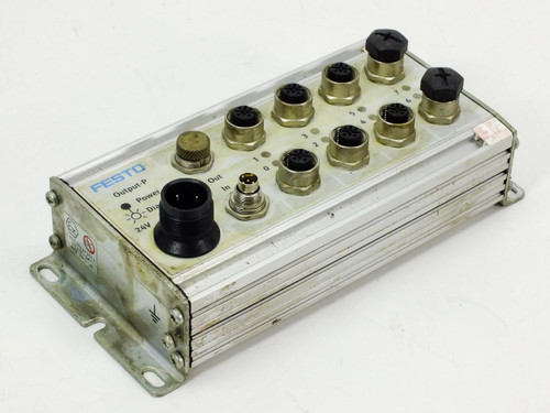 Festo Output Module (CP-A08-M12-5POL)