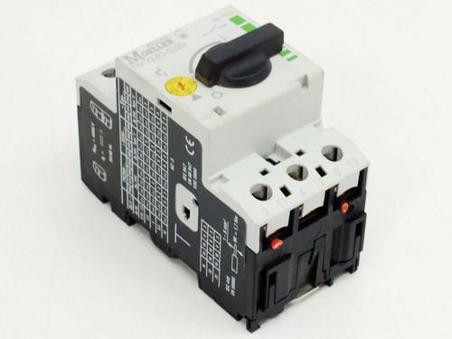 Eaton Moeller PKZM0-0.63 Manual Motor Protector Circuit Breaker