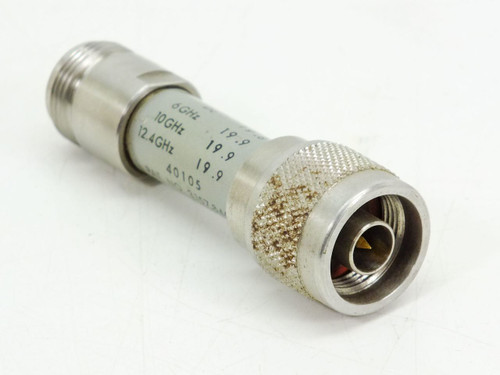 Narda Attenuator 6-12.4 GHz - 40104 (757C - 20 db)