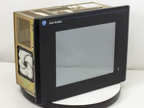 Allen Bradley Touchscreen PC PII 400MHz -BAD Power Supply (6180-EIKEFFAZFCZ)