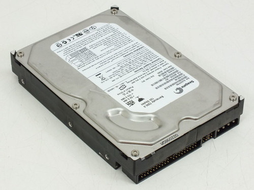 """Seagate 120GB Barracuda 7200rpm IDE 3.5"""" Ultra Hard Drive (ST3120814A)"""