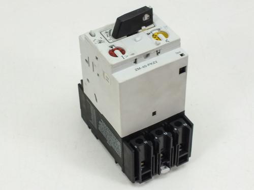 Eaton Moeller Circuit Breaker (ZM-40-PKZ2)