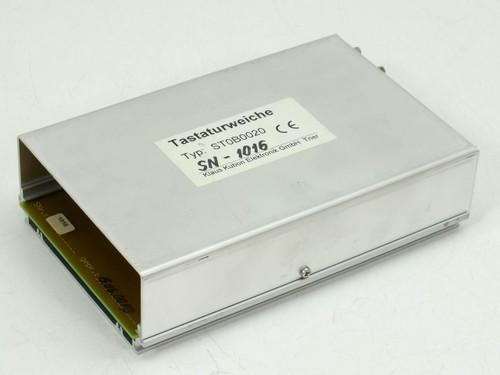 Tastaturweiche Electronic Circut Board for Singulus Skyline (ST0B0020)