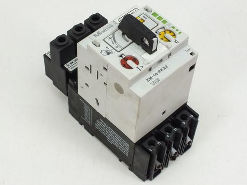 Eaton Moeller Motory Starter Relay (ZM-10-PKZ2)