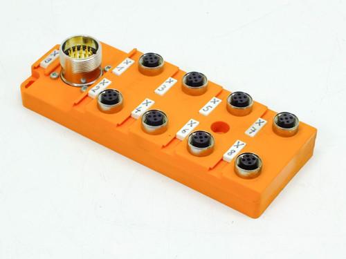 Lumberg 8 Port Aktor Sensor Box (ASBSV)