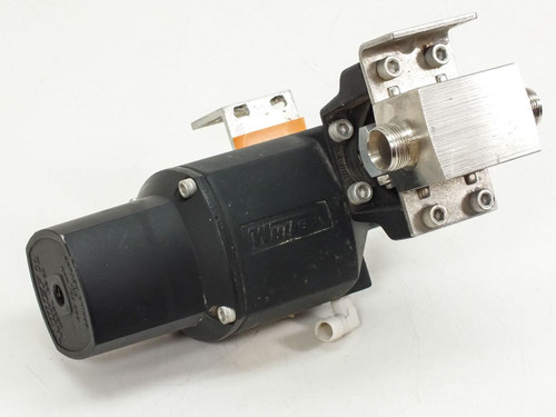 Whitey Actuator with SS-45S8-33C Tube Fitting (133 SR)