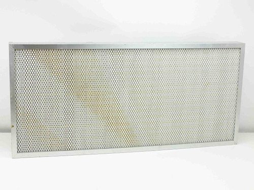 """Halco 17-5/32"""" x 37"""" x 3"""" Filter H1737A10-AAABABA"""