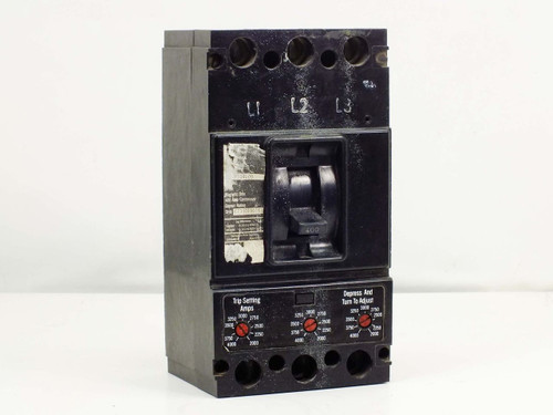 Westinghouse 400 Amp 673B019G15 Circuit Breaker (MCP534000)