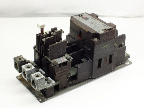 Cutler Hammer Nema Size 5 270 AMP A1 Series 3 Phase Contactor (A10GNO)