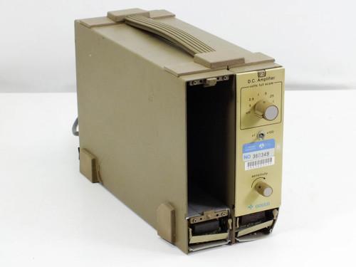 Gould 115V D.C. Amplifier  30 Watt 50/400 Hz FREQ 11.4123.01
