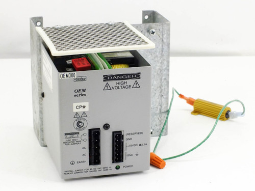 Parker Hannifin CP OEM300-10636 Power Supply