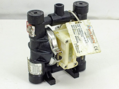 Wilden 00-5411-16 Air Operated Double Diaphragm Pump
