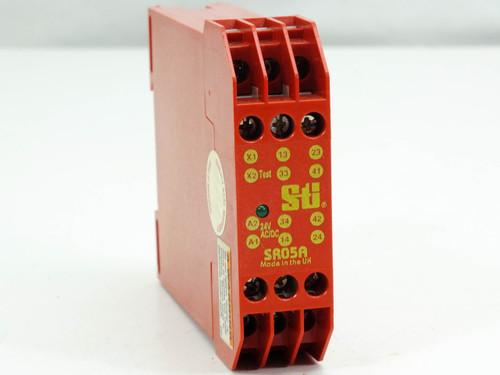 Sti 24V AC/DC Safety Relay (SR05A)