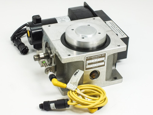 Lancaster IT75/5/330 5-Stage Rotary Indexer *BAD MOTOR*