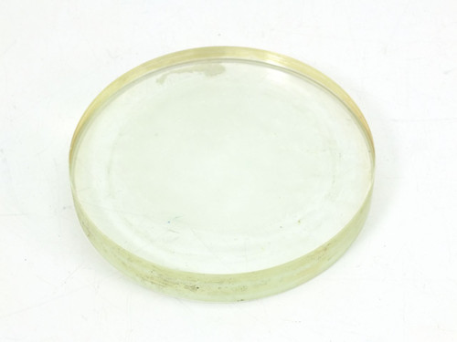 Maxos 12.5cm diameter 2cm thick Sight Glass (05096)