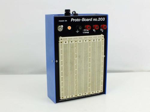 Continental Specialties Corp 203 Proto-board