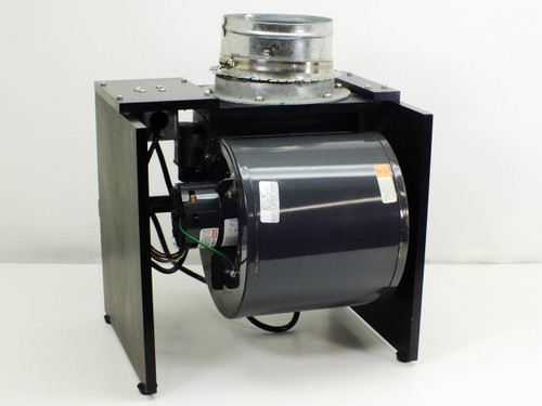 "Dayton 5C508 6-1/4"" Blower 797/549 CFM 115-Volt with 6"" Ducting Attachment"