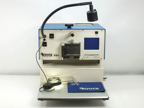Royce Wire Bond Pull Tester NO TEST MODULE (System 550)
