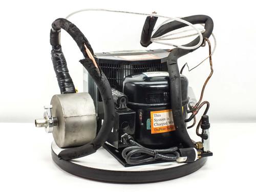 SSEC with Radiator (Evaporator)