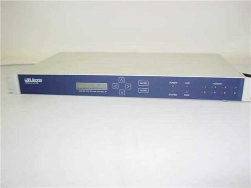 LAN Access LANASERVER/8E (301-0002-01)