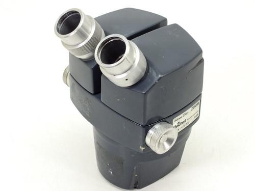 Reichert Stereo Star ZOOM 0.7x - 3.0x Microscope Head Gray (569)