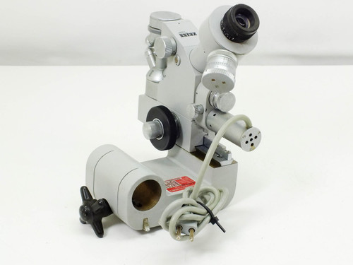Zeiss Microscope with Focus Block, 200x and 400x Objectives (5103058)