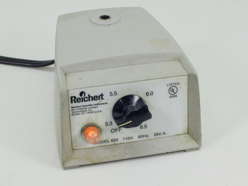 Reichert Light Source / Illuminator Transformer (650)