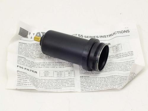 Watts FluidAir Replacement Zinc Bowl for B55 / F55 Filter (BKF55D)