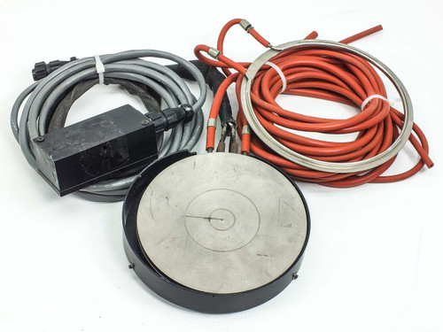 Heating Element 6 Inch Diameter Plate with Circular Housing