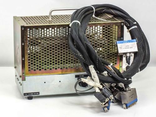 Power Resistor 1200 watt Load Bank With 4 ea, 5 Ohm, 300 watt Resistors