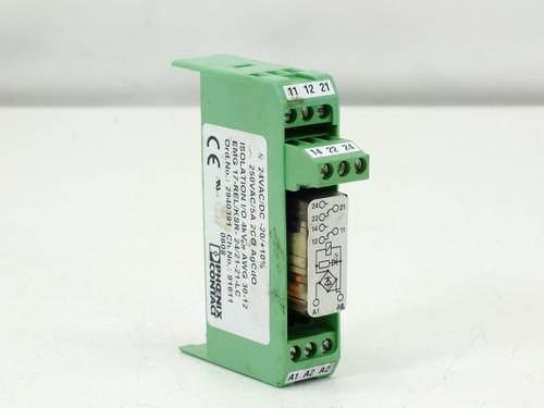 Phoenix Contact 2940391 Relay Module EMG 17-REL/KSR- 24/21-21-LC