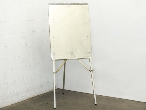 Oravisual Feather light all-aluminum paper pad easel A510