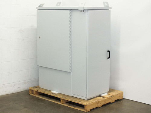 Hoffman Industrial Control Enclosure w/ Hua Rui Air Cooling Solution