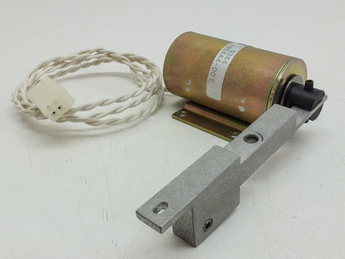 Lucas Ledex Linear Solenoid with Arm 195444-001