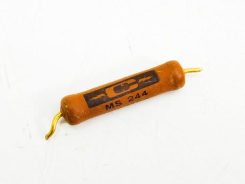 Caddock Electronics Inc 2.0 MEG Type MS Power Film Resistor MS244