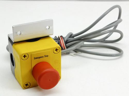 Klockner Moeller E-Stop Emergency Stop Button (M22-PV)