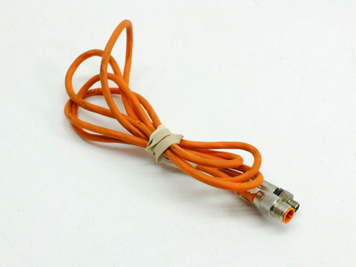 Lumberg Automation RST3-RKMWV/LEDA3-90/1.5 M12 / M8 Double-Ended Cordset 3-Pole