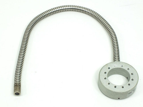 Fiberoptic Specialties Light Source Flex Cable 12-Light Ring-Mount (Microscope)