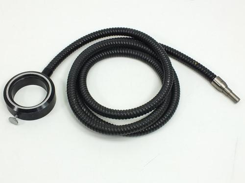 "Schott Microscope Light Flex Cable Ring Mount 82"" Long (Fiber-Optic)"