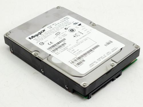 """Maxtor 73GB 3.5"""" SCSI-SAS Hard Drive Dell PN 0G8763 (8J073S0028854)"""