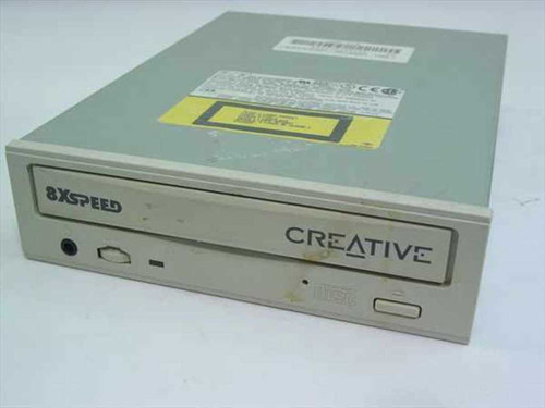 Creative Labs CR-583-B 8x IDE Internal CD-ROM Drive