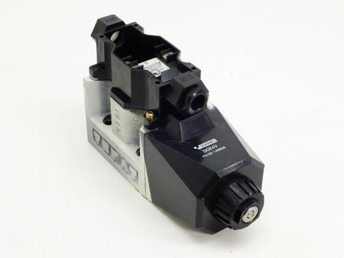 Tokimec Hydraulic Selenoid Valve D7-24 DC24V 02-1238882 (02-123806)