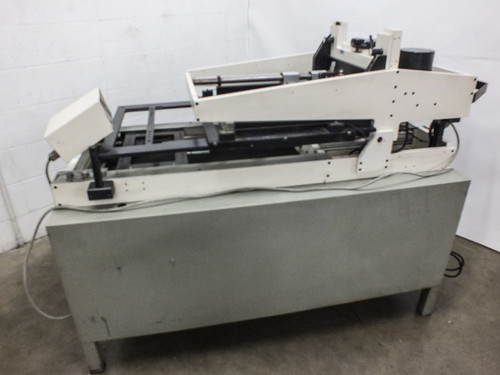 HTI Engineering HT-2 Dual Squeegee Silkscreen Screen Printer