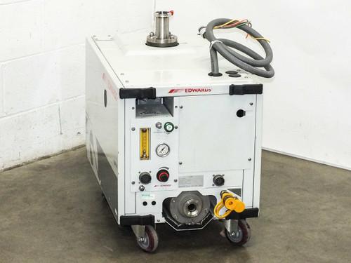 Edwards QDP40 Dry Semiconductor DryStar Vacuum Pump 208/480 V 3-Phase 0.03 mbar