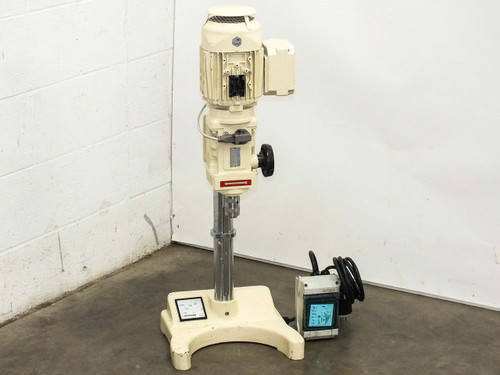Heytec Mixer Unit with A-Spielberg Motor 220/420 VAC 0.25 kW (R41-25/4/1-DA)