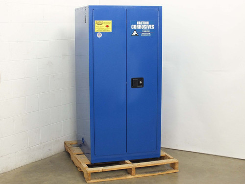 Eagle 60 Gallon Acid Corrosive Storage Cabinet (CRA-6010)