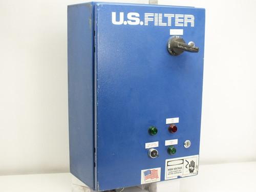 Saginaw Industrial Control Panel Enclosure (No.AT682876)