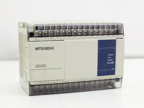 Mistubishi Melsec DSS Programmable Logic Controller PLC (FX1N-40MT)