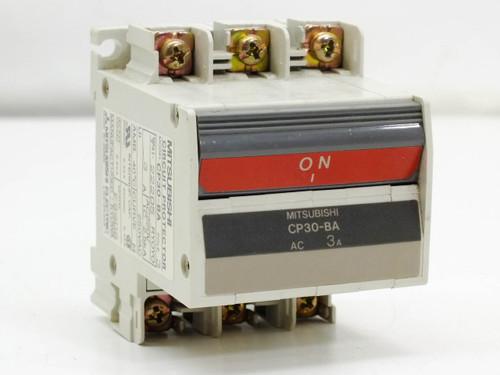 Mistubishi  3 Pole Circuit Protector CP30-BA